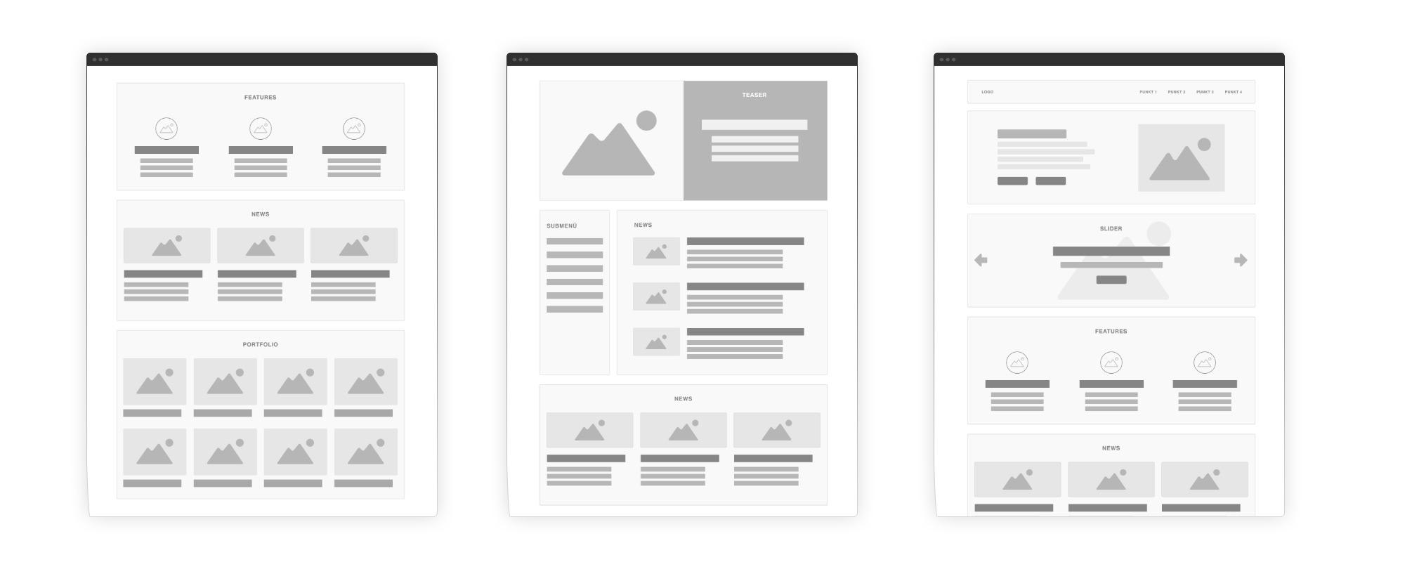 webtrabajos diseño web
