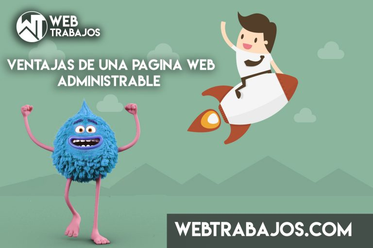 pagina web administrable