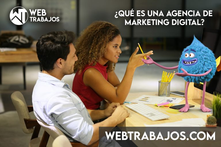 ¿Qué es una agencia de marketing digital?