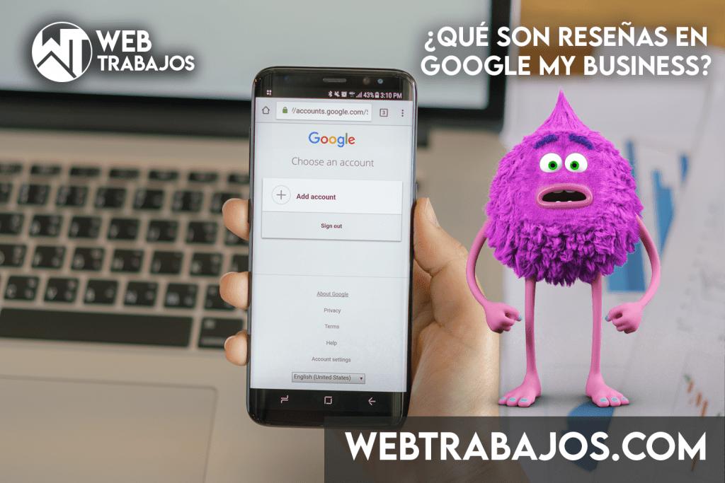 ¿Qué son Reseñas en Google My Business?